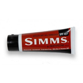 Sunscreen lotion simms